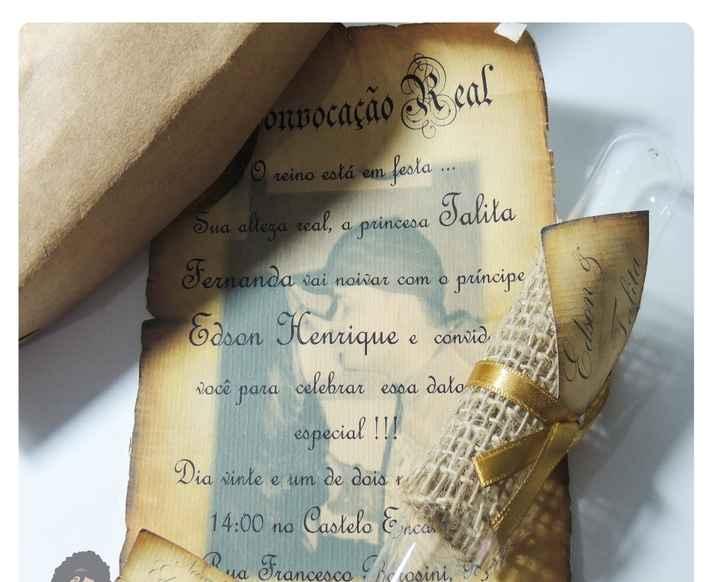 Convite Padrinho 2