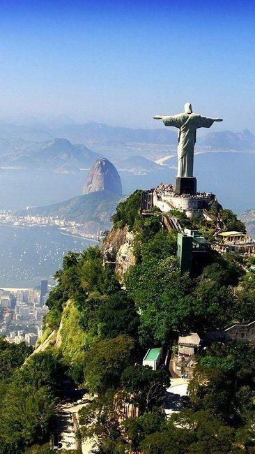 Brasil - Uma das opcoes