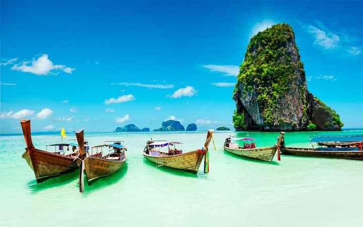 1. Tailandia