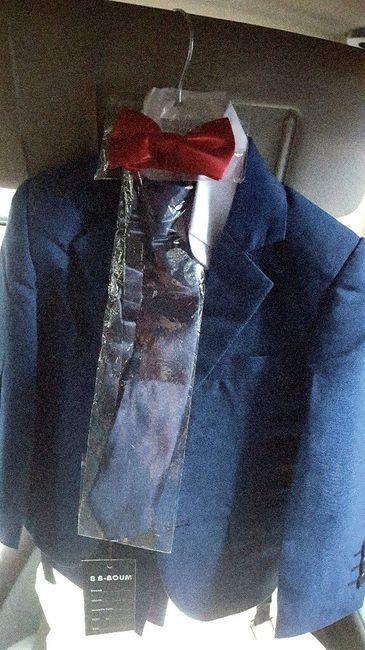 Novo stress: roupa dos meninos! - 2