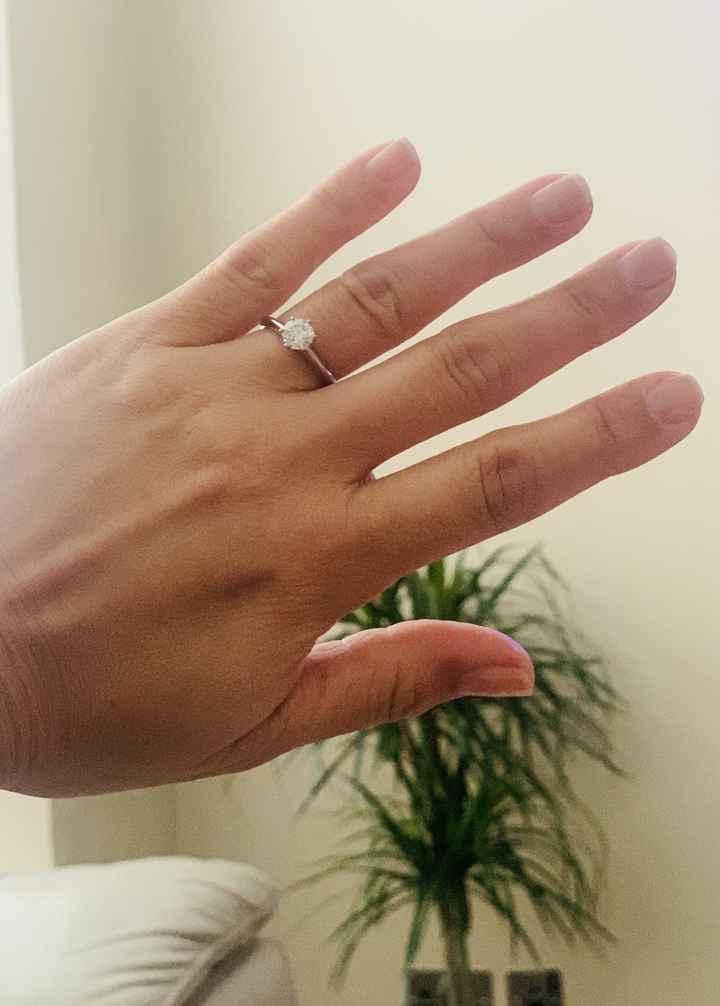 Anel de noivado!!! 💍 - 1