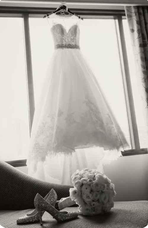 Cabide vestido noiva - 1