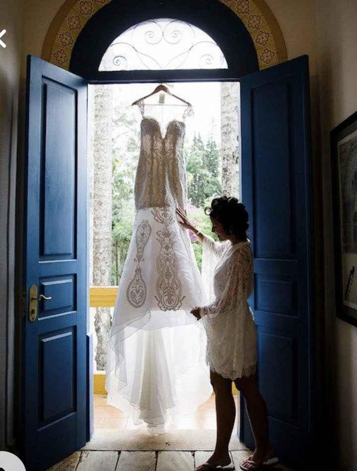 Cabide vestido noiva - 2