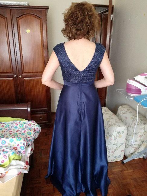 Vestido da Minha Maezinha! ❤ 1