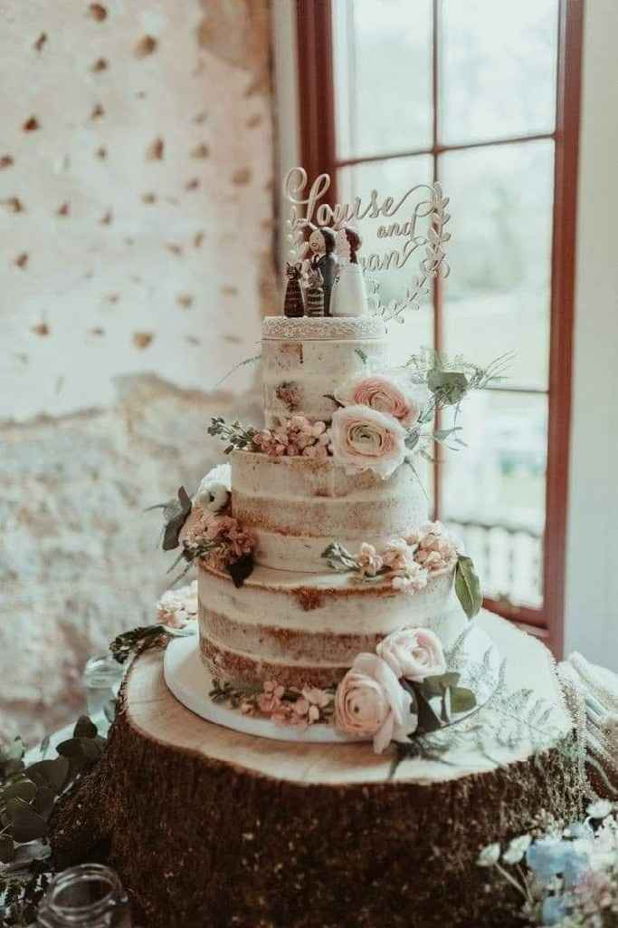 Escolha do bolo 🍰🥂 - 2