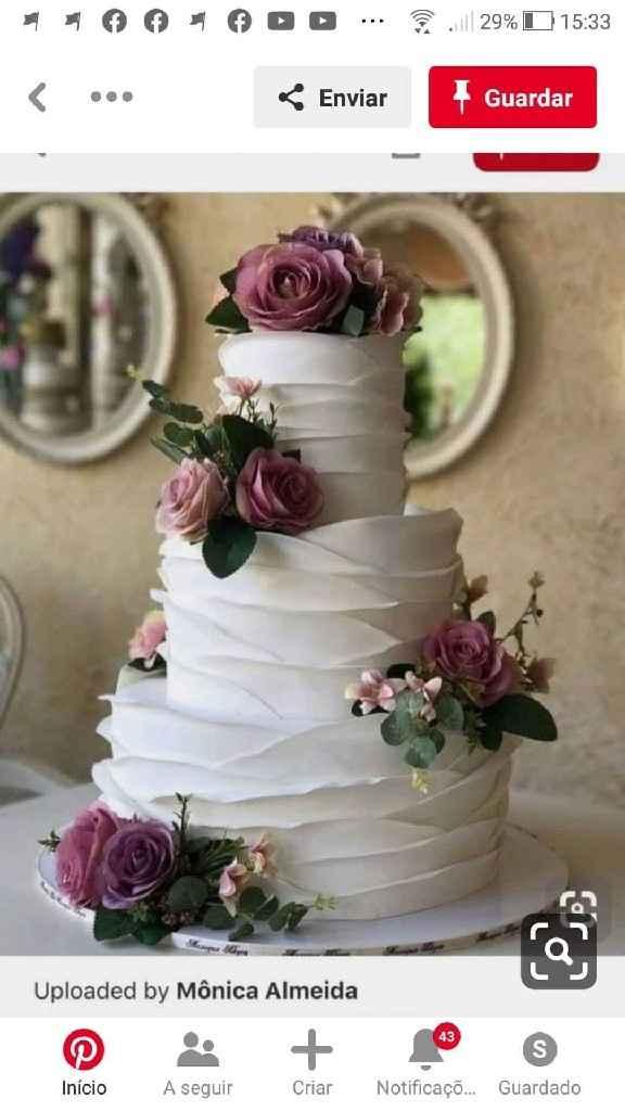 Escolha do bolo 🍰🥂 - 3