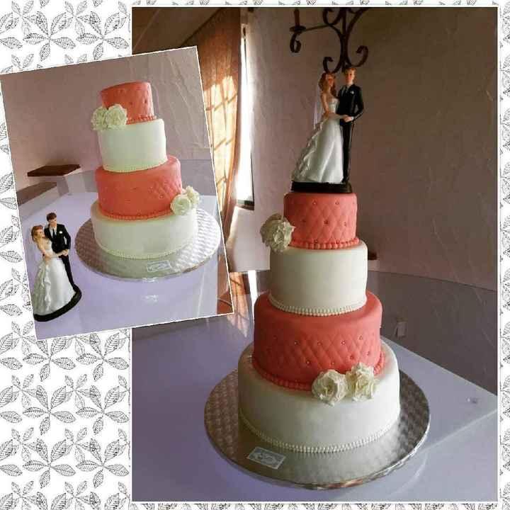 Escolha do bolo 🍰🥂 - 4