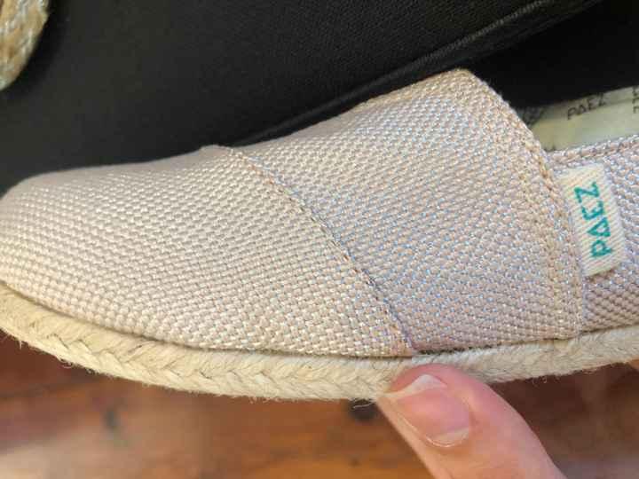 Calçado alternativo - 1