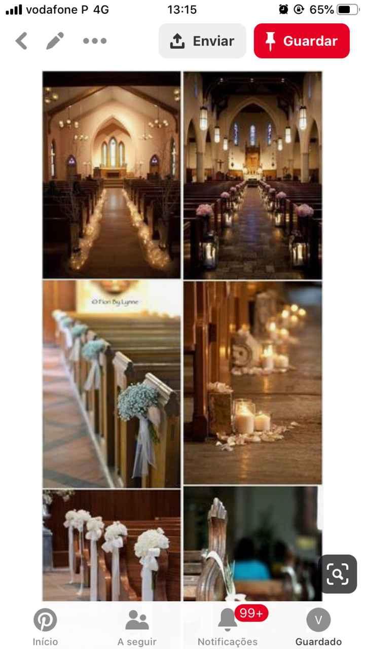 Decoração igreja - 4