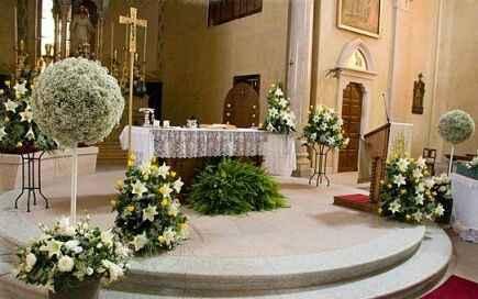 Decoração da igreja já escolheram? - 7