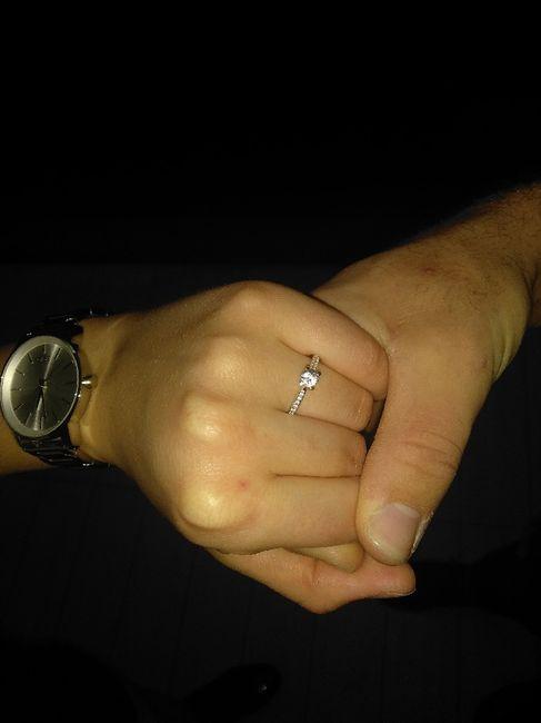 Boa noite :) Adorava ver os vossos anéis de noivado :) Quem quer partilhar? 29