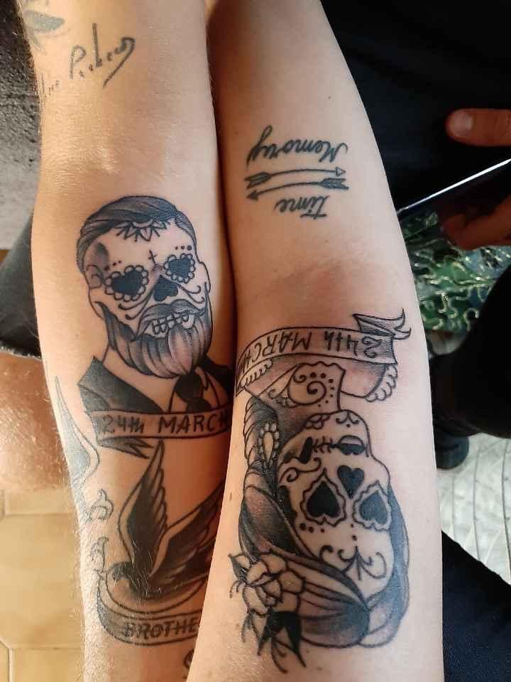 Tattoo de casal - 1