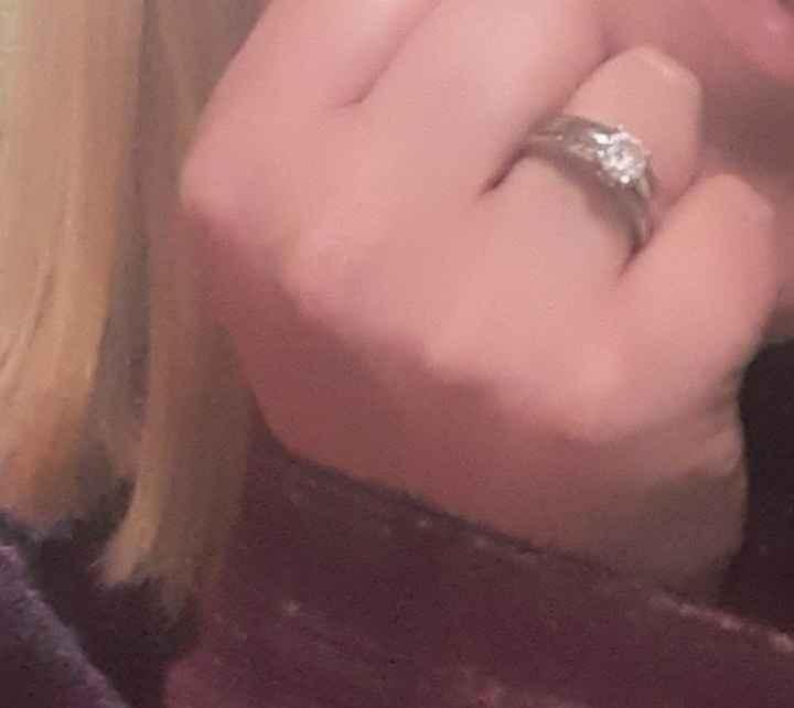 Boa noite :) Adorava ver os vossos anéis de noivado :) Quem quer partilhar? 28