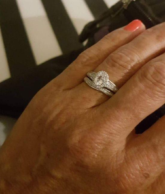 Fotos dos anéis de noivado: queremos ver todos 💍 2