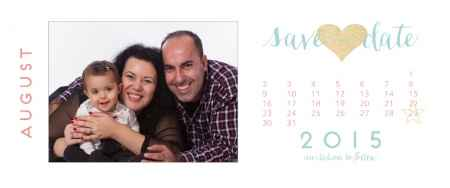 O Save the Date