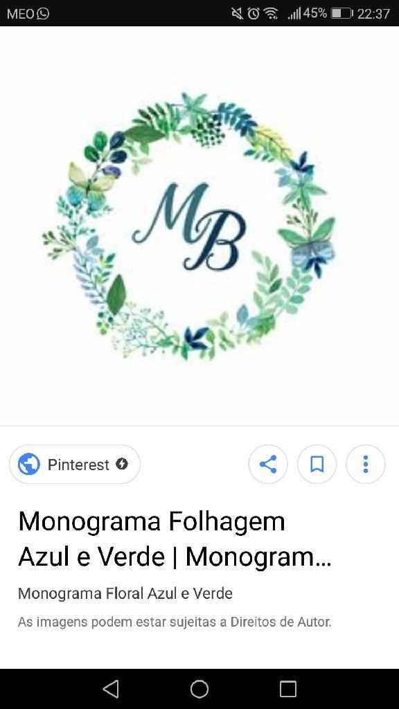Monograma - 3