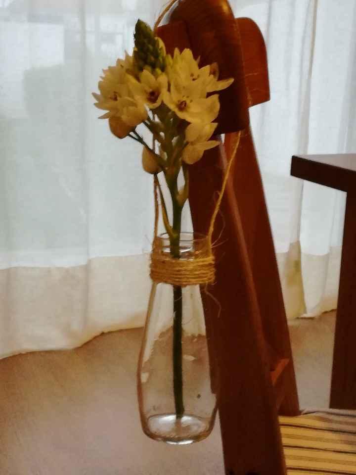 Jarras de flores - 3