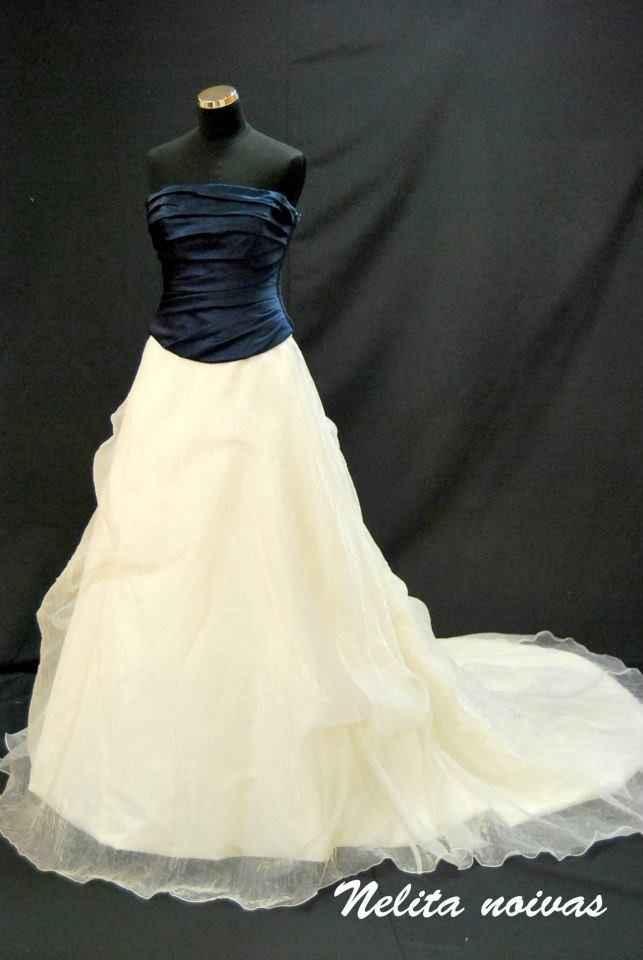 o meu vestido