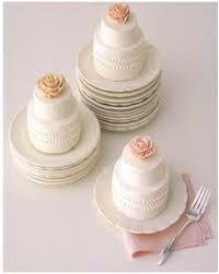 Mini bolos de noiva - 3