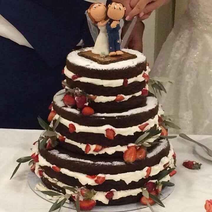 O nosso bolo - 1