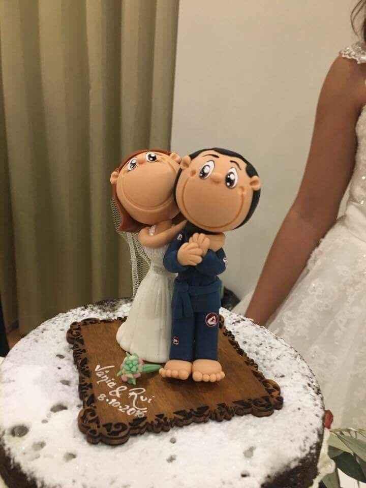 O nosso bolo - 2