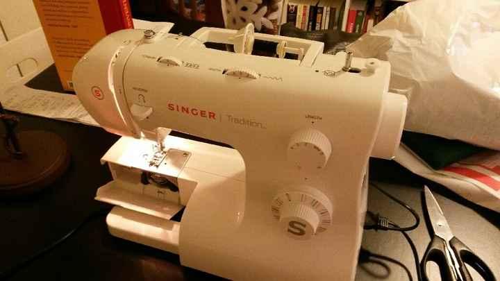 Aprender a costurar - 2
