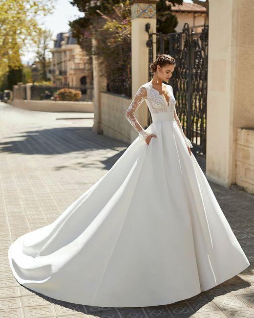 Vestidos de Noiva corte princesa 😍 2