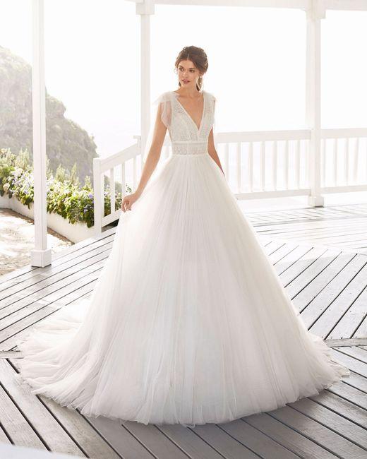 Vestidos de Noiva corte princesa 😍 3