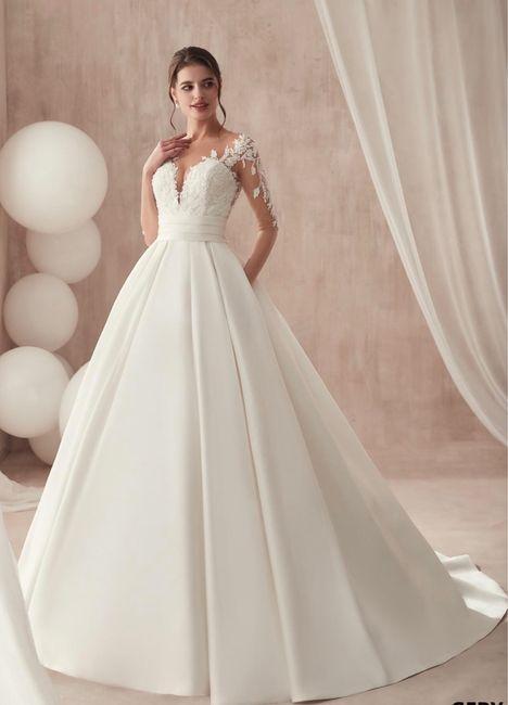 Vestidos de Noiva corte princesa 😍 4