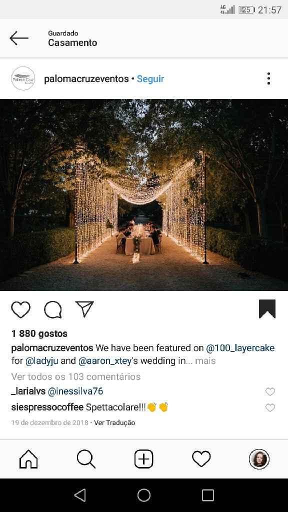 Quinta da Bica - Alguém conhece? Casamento na floresta - 1