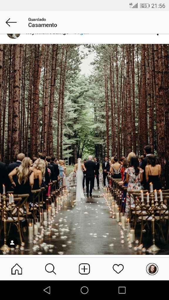Quinta da Bica - Alguém conhece? Casamento na floresta - 5