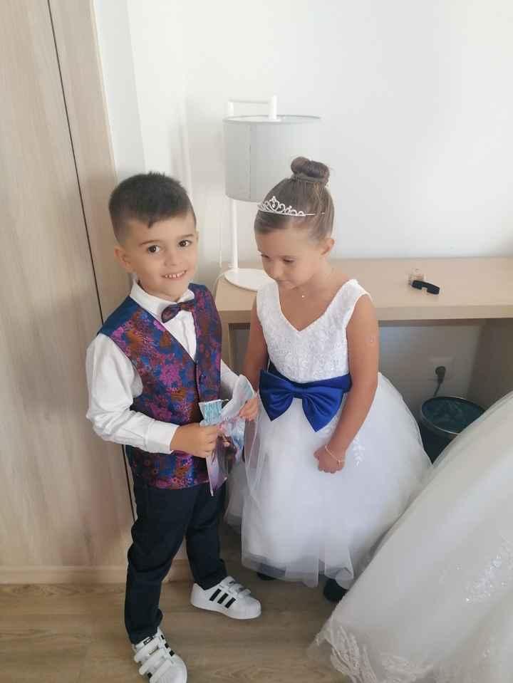 Casados de fresco 🎉🙏 Wonder wedding - 3