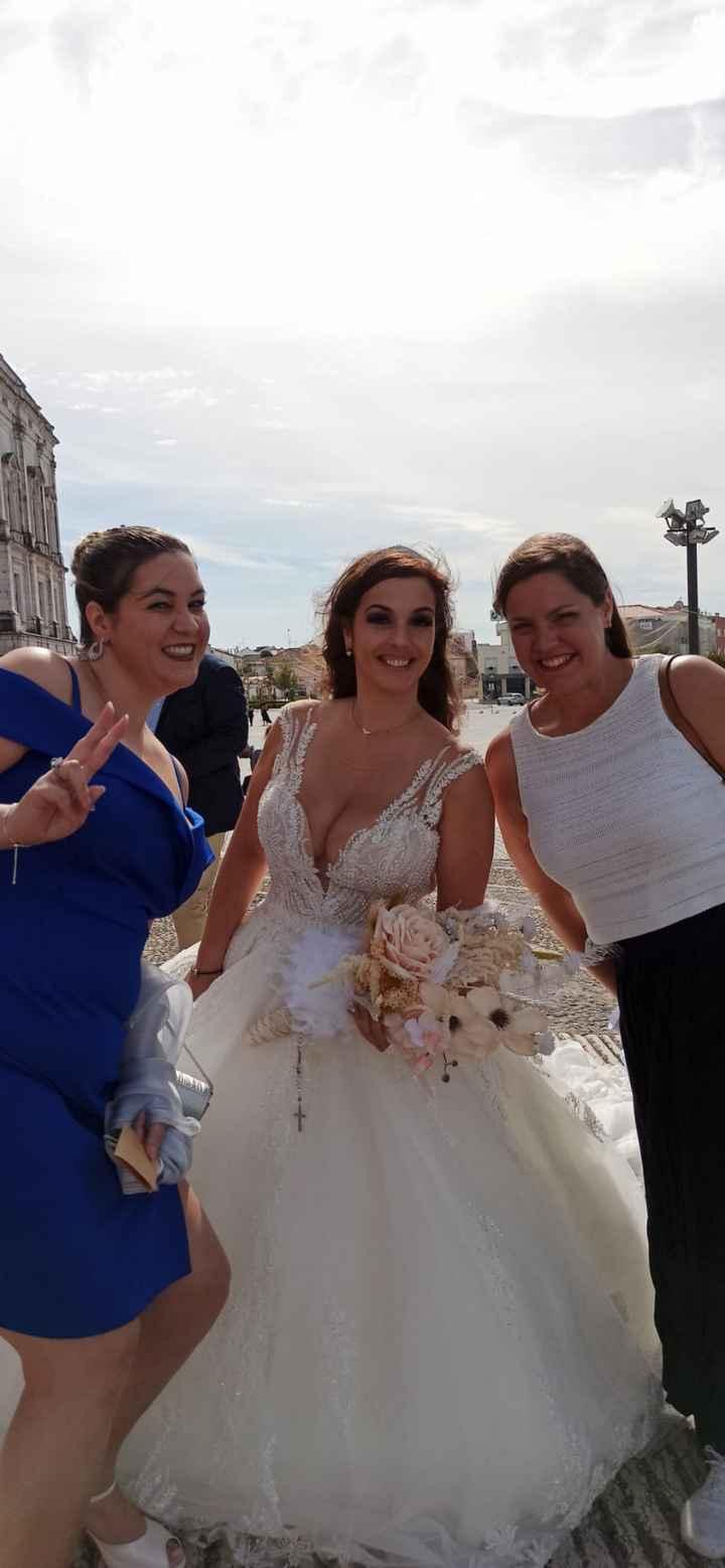 Casados de fresco 🎉🙏 Wonder wedding - 6