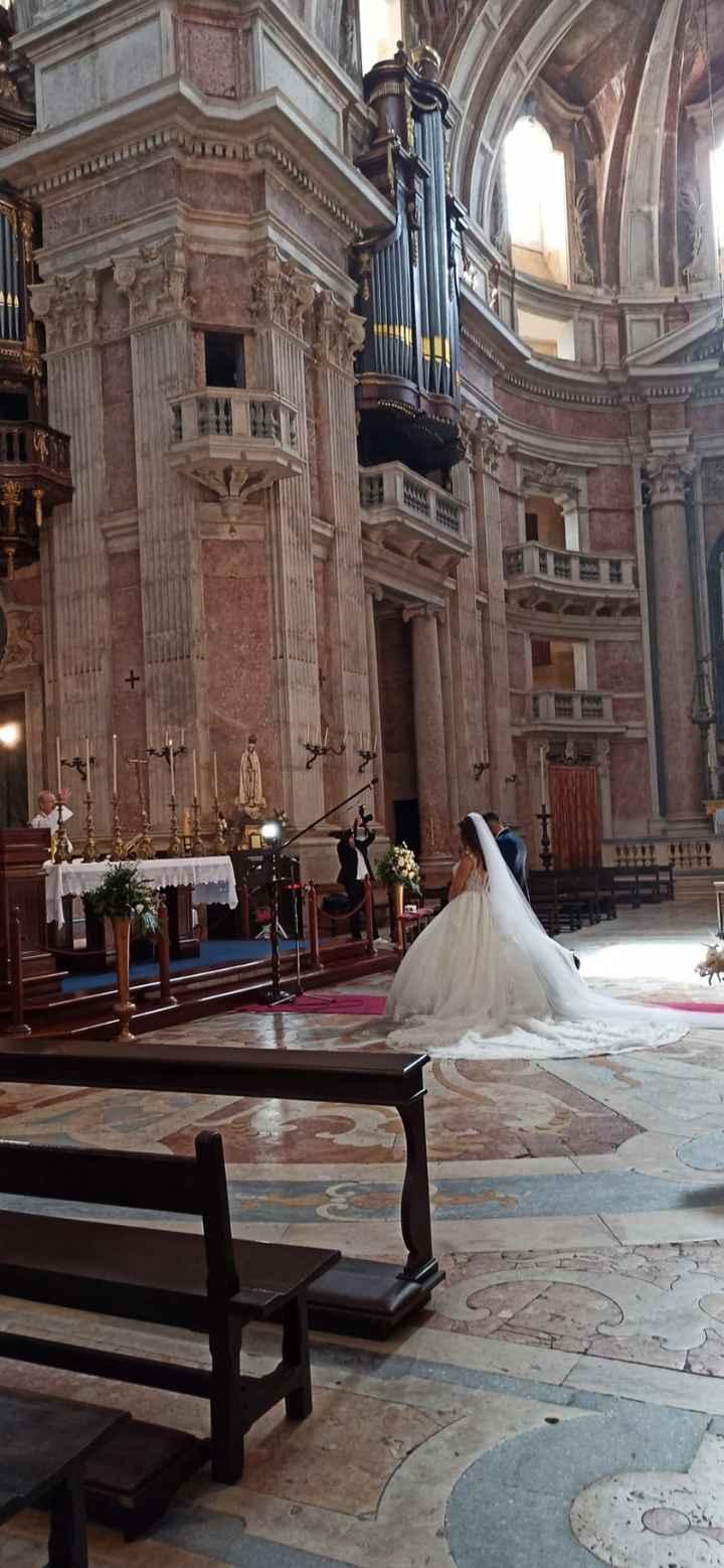 Casados de fresco 🎉🙏 Wonder wedding - 10
