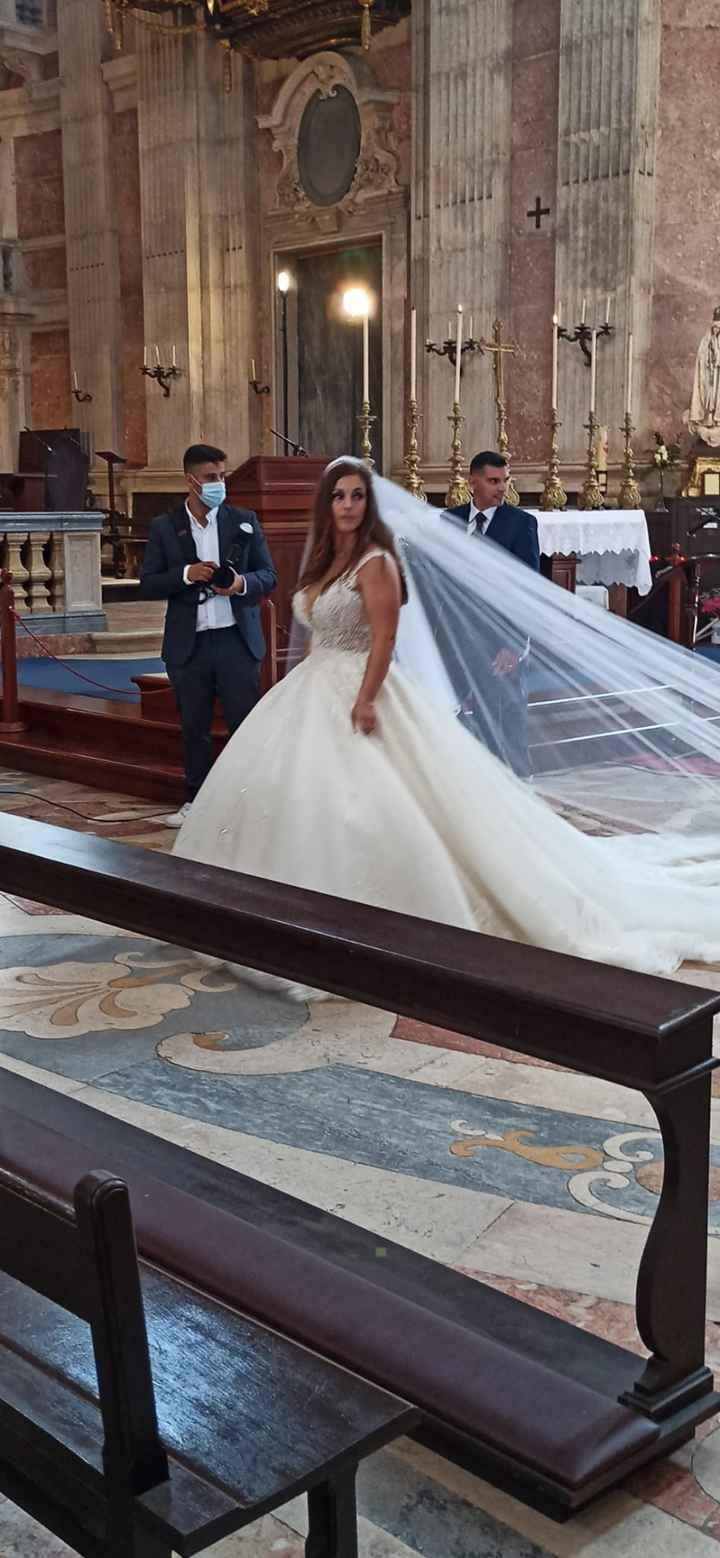 Casados de fresco 🎉🙏 Wonder wedding - 11