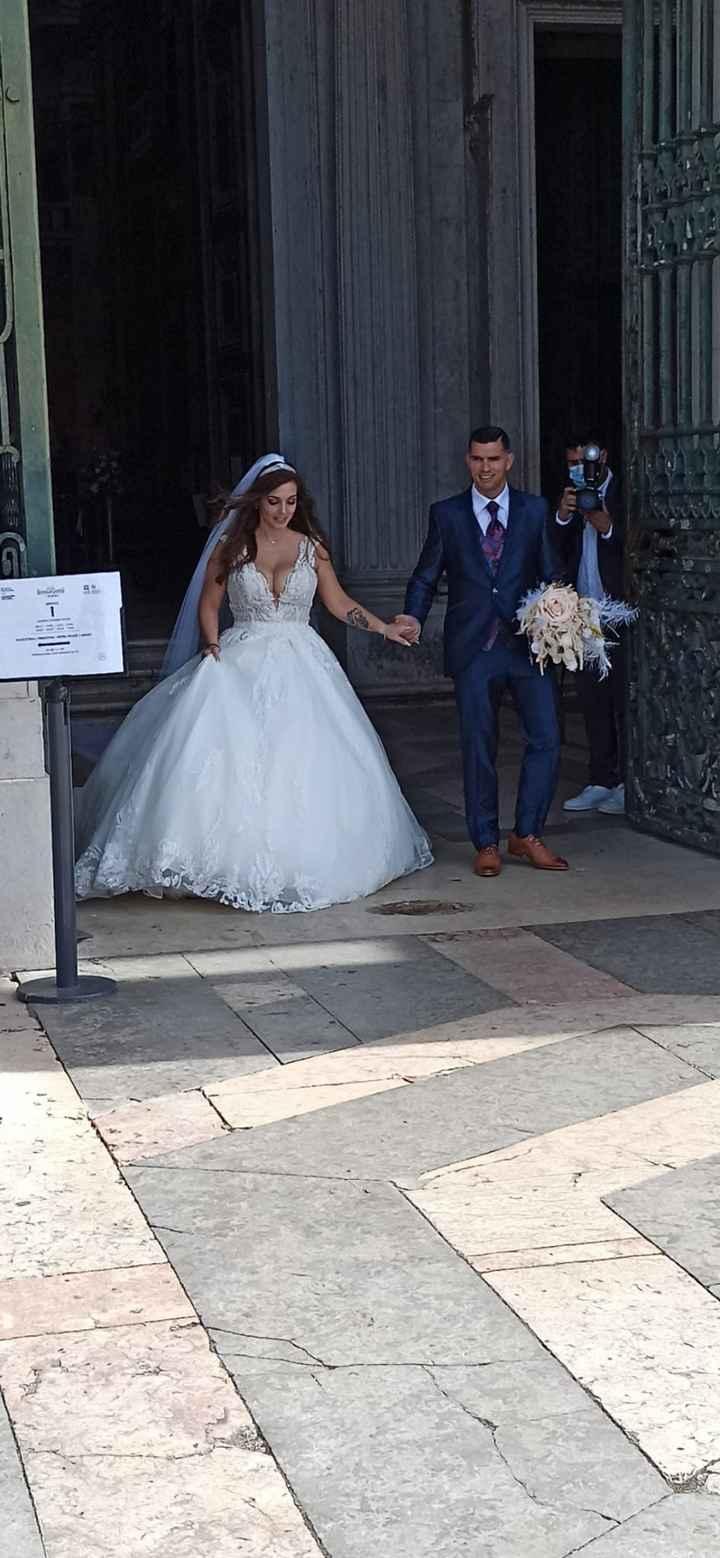 Casados de fresco 🎉🙏 Wonder wedding - 13