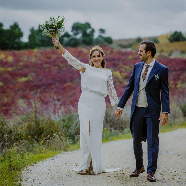 Casados há 51 dias ❤ 5