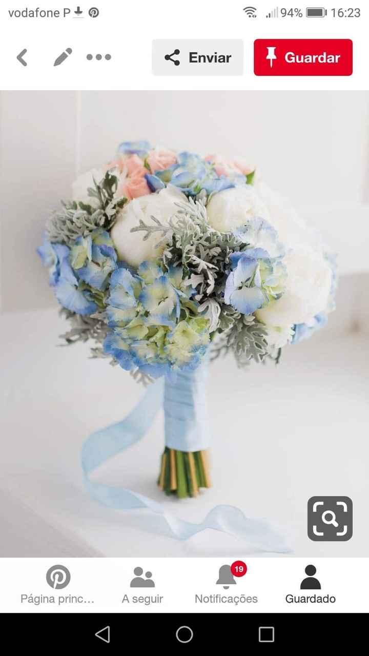 Casamento tons azul - 2