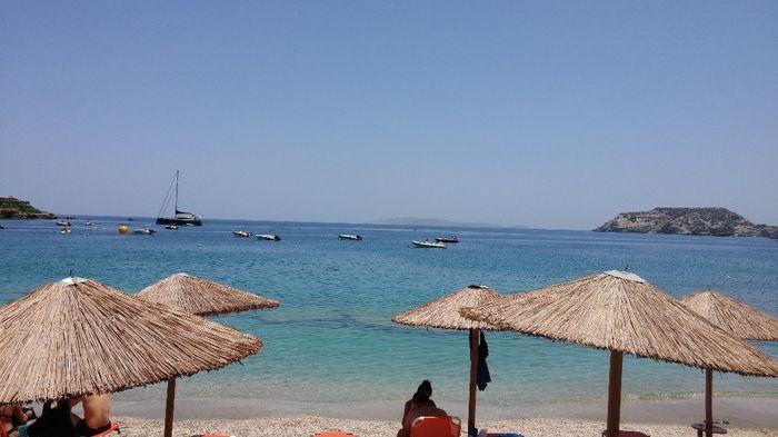 a nossa Lua de Mel - Creta - Grécia 1