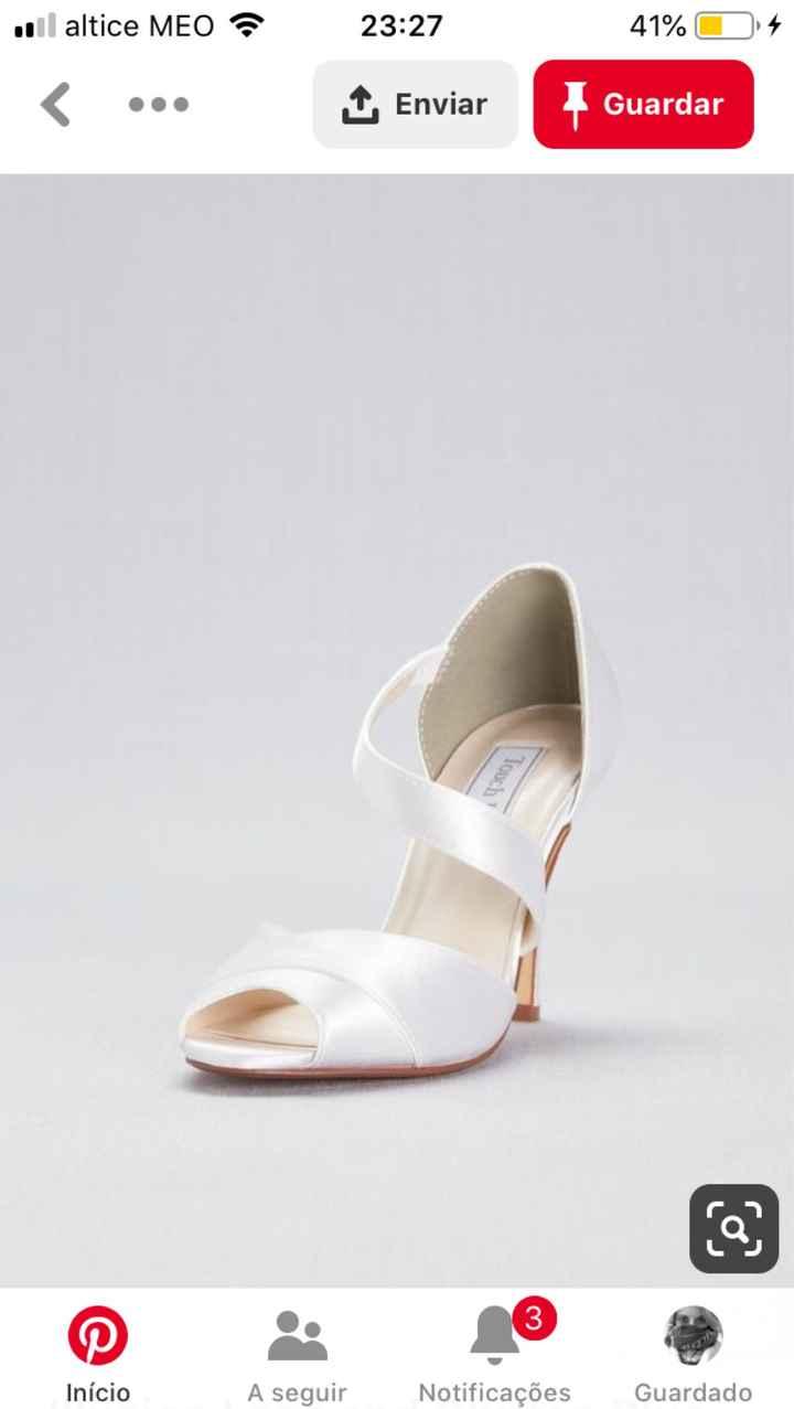 Sandálias precisam se!!! - 1