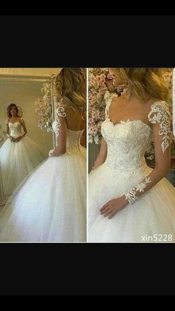 ❤ meu vestido - 1