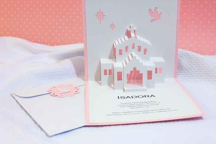 Convite Batizad0/Casamento