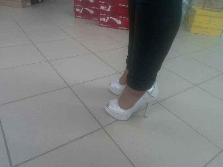 Os meus sapatos. - 1