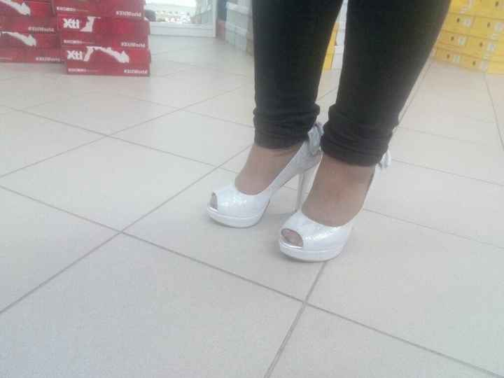 Os meus sapatos. - 2