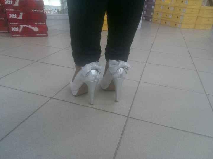 Os meus sapatos. - 3