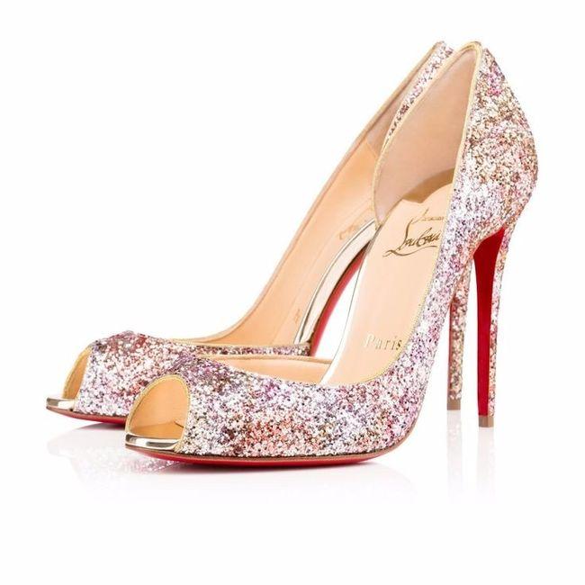 Os sapatos