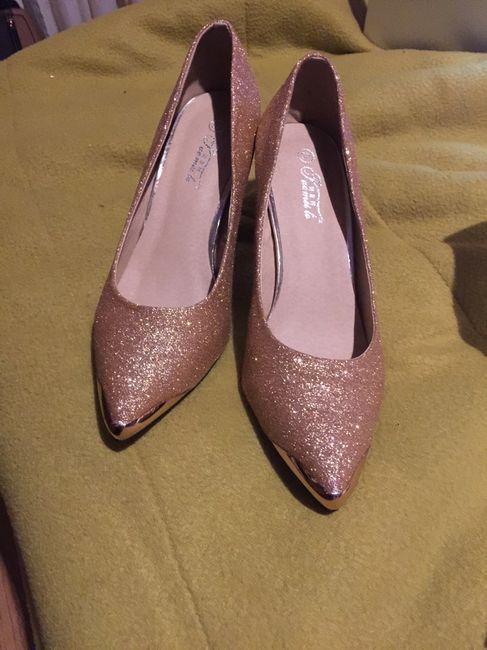 Chegaram os meus sapatos! - 2