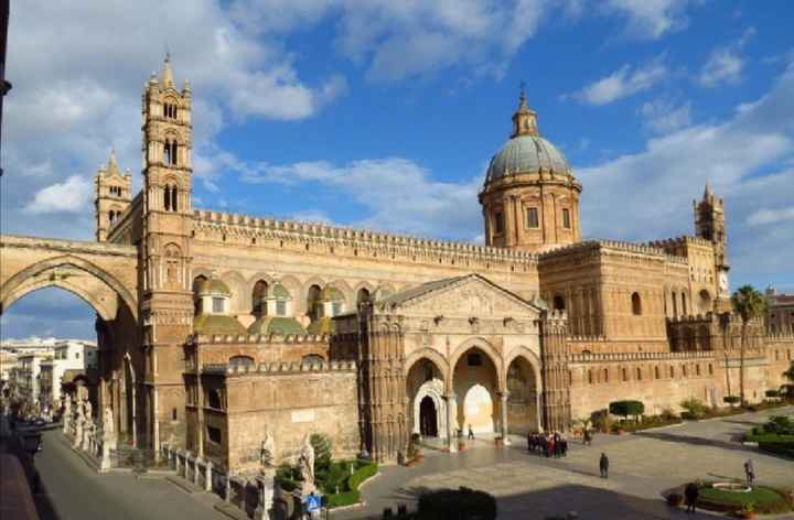 Descobre tudo sobre a lua-de-mel em Palermo - 1
