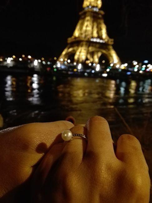 Bora partilhar o nosso anel de noivado? 💍😍 25