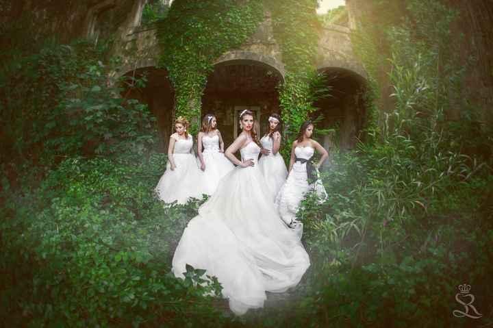 Noivas juntas - 1